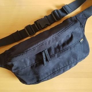 GU - 【黒】GU Waist Bag ウエストバッグ