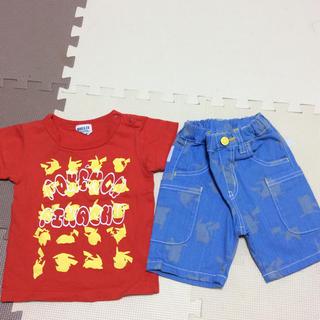 ブリーズ(BREEZE)のBREEZE Tシャツ パンツ 80(Tシャツ)
