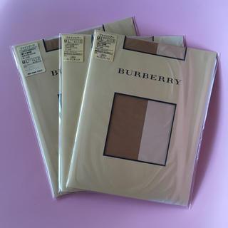 BURBERRY - ストッキング バーバリー