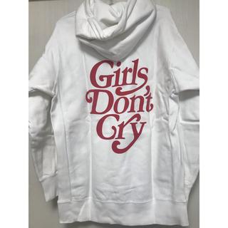 GDC - Girls Don't Cry パーカー SO1 【XL】