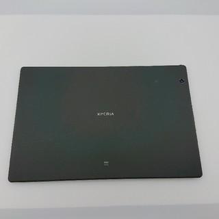 エクスペリア(Xperia)のSony Xperia Z4 タブレット SIMフリー 程度良好(タブレット)