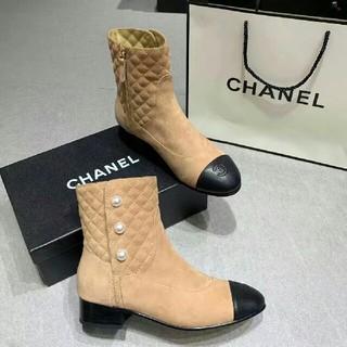 CHANEL - CHANEL シャネル 長靴