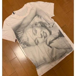 ドルチェアンドガッバーナ(DOLCE&GABBANA)のドルチェ&ガッバーナ 国内正規品【超名作マリリンモンロー Tシャツ】46(Tシャツ/カットソー(半袖/袖なし))
