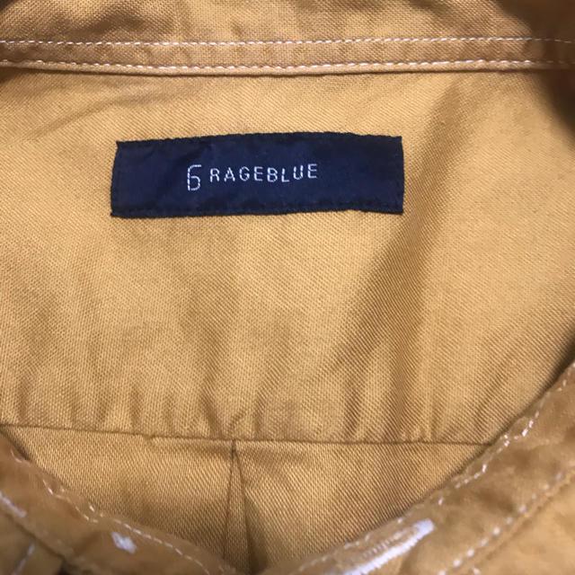 RAGEBLUE(レイジブルー)のレイジブルー半袖シャツ メンズのトップス(シャツ)の商品写真