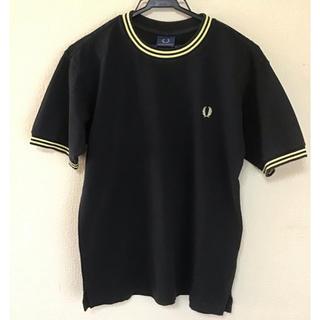 フレッドペリー(FRED PERRY)のFRED PERRY フレッドペリー  Tシャツ  Sサイズ(Tシャツ/カットソー(半袖/袖なし))