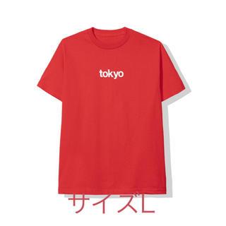アンチ(ANTI)のanti social social club tokyo red tee(Tシャツ/カットソー(半袖/袖なし))