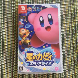 ニンテンドースイッチ(Nintendo Switch)の任天堂 スイッチ 星のカービィ スターアライズ(家庭用ゲームソフト)