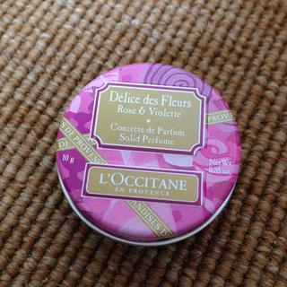 ロクシタン(L'OCCITANE)のロクシタン練り香水(香水(女性用))
