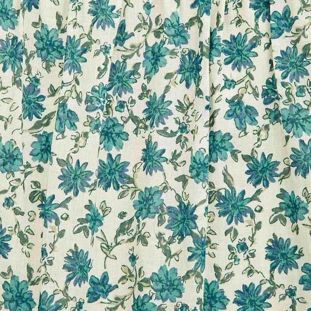 GU(ジーユー)のgu ティアードフレアロングスカート レディースのスカート(ロングスカート)の商品写真
