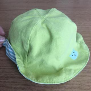 アンパサンド(ampersand)のアンパサンド ベビー帽子 リバーシブル(帽子)