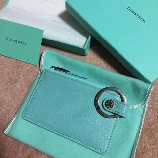 ティファニー(Tiffany & Co.)のTiffany&Co.コイン キーケース(コインケース)