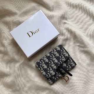 ディオール(Dior)のDior 財布 ブラック(財布)
