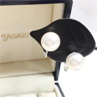 タサキ(TASAKI)のタサキ真珠 シルバー イヤリング 20488602(イヤリング)
