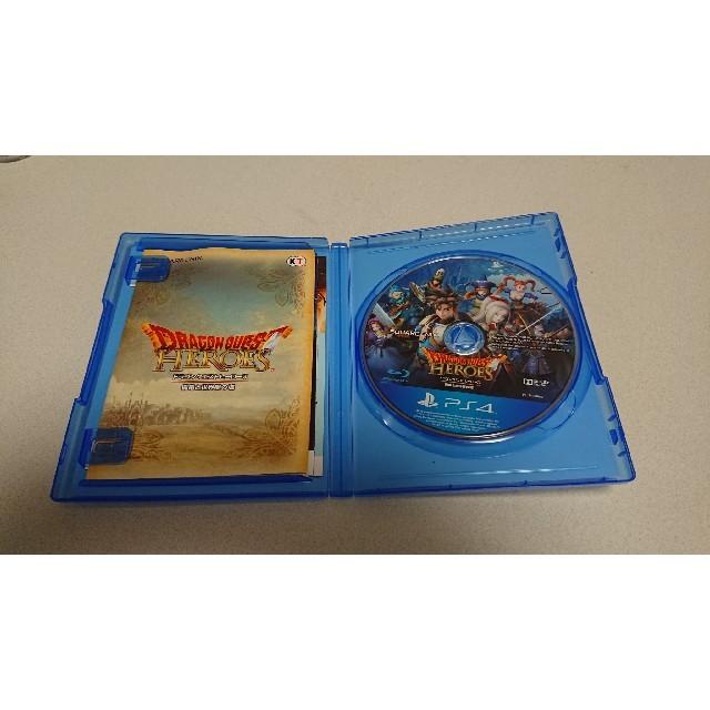 SQUARE ENIX(スクウェアエニックス)のドラゴンクエストヒーローズ 闇竜と世界樹の城 エンタメ/ホビーのゲームソフト/ゲーム機本体(家庭用ゲームソフト)の商品写真