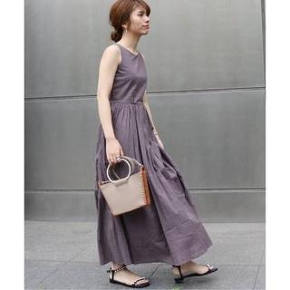 ノーブル(Noble)のmamiya様専用❄️美品【MARIHA】 夏のレディのドレス(ロングワンピース/マキシワンピース)