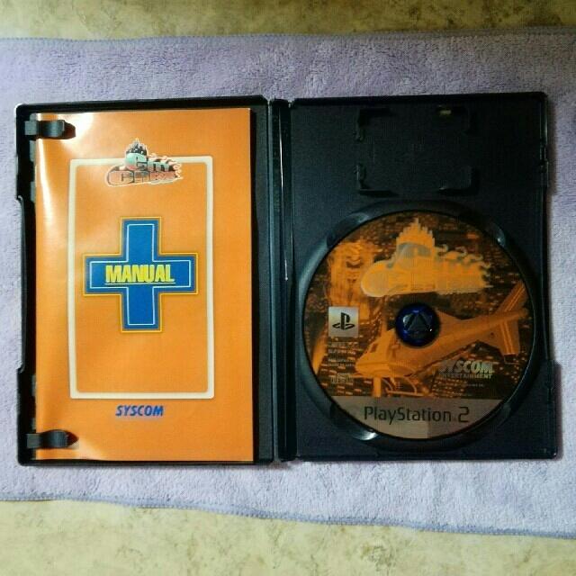 PlayStation2(プレイステーション2)のplaystation2 シティクライシス    エンタメ/ホビーのゲームソフト/ゲーム機本体(家庭用ゲームソフト)の商品写真
