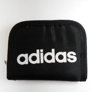 アディダス(adidas)のアディダス 折り畳み式財布 [赤色の数字はポケットの数](財布)
