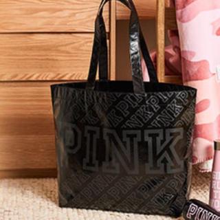 ヴィクトリアズシークレット(Victoria's Secret)のPINK ショッピングバッグ エコバッグ(トートバッグ)