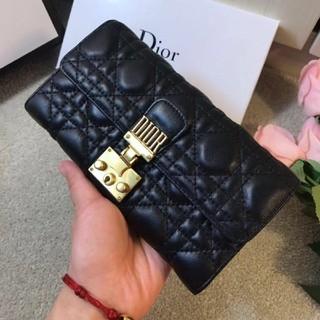 ディオール(Dior)のDior 高品質 財布 本革 長財布(財布)