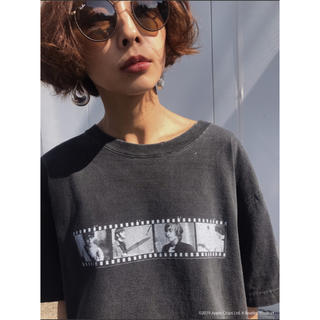 アメリヴィンテージ(Ameri VINTAGE)の♦︎Ameri THE BEATLES CUT OFF TEE♦︎(Tシャツ(半袖/袖なし))