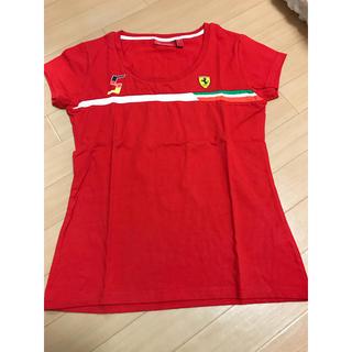 フェラーリ(Ferrari)のフェラーリ ベッテル Tシャツ F1(Tシャツ(半袖/袖なし))