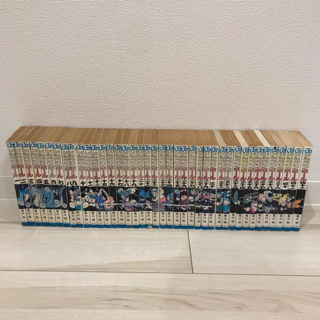 ドラゴンボール(ドラゴンボール)のドラゴンボール 40冊セット※13巻14巻が抜けてます エンタメ/ホビーの漫画(少年漫画)の商品写真