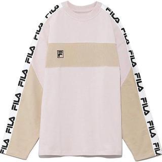 スナイデル(snidel)のSNIDEL FILA ロンT 新品タグ付き(Tシャツ/カットソー(七分/長袖))