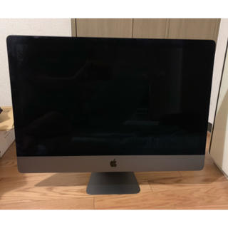 マック(Mac (Apple))のiMac Pro / Retina 5K, Xeon W, 32GB, 1TB(デスクトップ型PC)