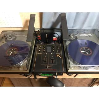 ターンテーブル DJ セット(ターンテーブル)