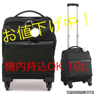 カナナプロジェクト(Kanana project)のカナナプロジェクト♡機内持込OKキャリーケース♡エース ace.(スーツケース/キャリーバッグ)