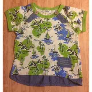 ラグマート(RAG MART)のラグマート Tシャツ 80cm(Tシャツ)