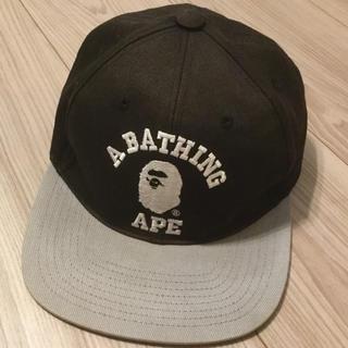 A BATHING APE - A BATHING APE キャップ メンズ