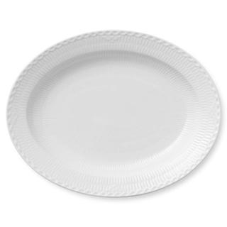 ロイヤルコペンハーゲン(ROYAL COPENHAGEN)のお値下げ未使用 ロイヤルコペンハーゲン オーバルデッシュ 大皿(食器)