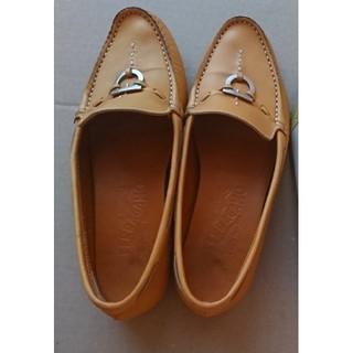 サルヴァトーレフェラガモ(Salvatore Ferragamo)の値下げしました!! [フェラガモ] [Ferragamo]ローファー モカシン(ローファー/革靴)