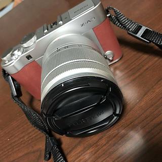 富士フイルム - 購入時の半額!FUJIFILM X-A3 ミラーレス一眼カメラ お得なSD付き