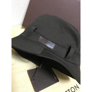 LOUIS VUITTON - 新品タグ付LOUIS VUITTON ヴィトンダミエ 帽子 男女兼用 SIZES