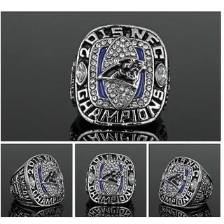 新品 NFL チャンピオン 指輪 リング カロライナ パンサーズ(リング(指輪))