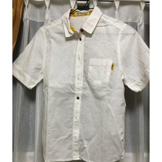 ビームス(BEAMS)のビームスハート ホワイト 半袖シャツ(Tシャツ(半袖/袖なし))