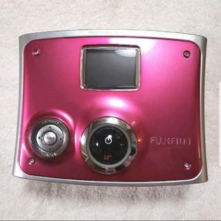 フジフイルム(富士フイルム)のフジフィルム 自宅で写真 コンパクト プリンター QS-70(その他)