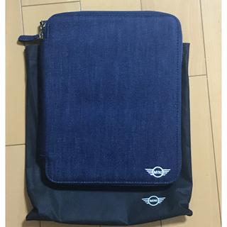 bmw mini デニム生地 マルチケース iPad タブレットケース(その他)