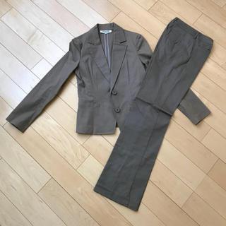 ナチュラルビューティーベーシック(NATURAL BEAUTY BASIC)のNatural beauty basic スーツ上下セットアップ(スーツ)