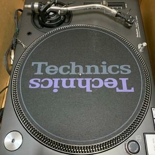 Technics×2&BEHRINGERミキサ&レコード70&アルミキャスターケ(ターンテーブル)