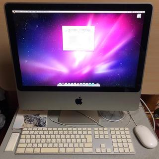 マック(Mac (Apple))のApple iMac 値下げ中(デスクトップ型PC)