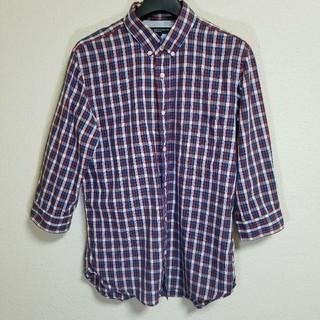 ビューティアンドユースユナイテッドアローズ(BEAUTY&YOUTH UNITED ARROWS)のビューティー&ユース チェックシャツ L(シャツ)