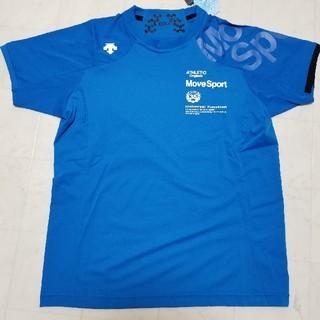 デサント(DESCENTE)の356 デサント ムーブスポーツ MOVE SPORT  冷寒素材 タフTシャツ(Tシャツ/カットソー(半袖/袖なし))