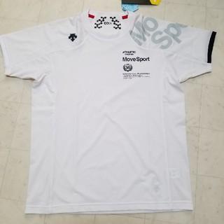デサント(DESCENTE)の369 デサントムーブスポーツ MOVE SPORT  冷寒素材 タフTシャツ(Tシャツ/カットソー(半袖/袖なし))