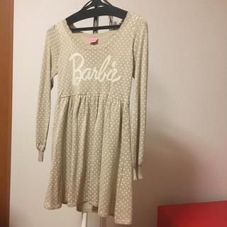 バービー(Barbie)のBarbie ワンピース M(ミニワンピース)