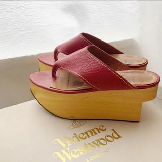 Vivienne Westwood - vivienne ロッキンホース サンダル