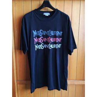 サンローラン(Saint Laurent)のYves Saint Laurent Tシャツ(Tシャツ/カットソー(半袖/袖なし))