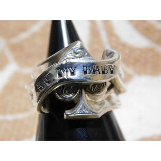 プエルタデルソル(PUERTA DEL SOL)のプエルタデルソル タトゥースペードリング 10号(リング(指輪))